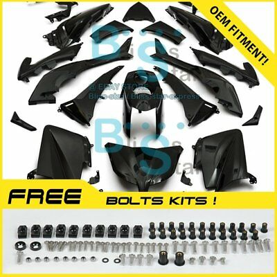 Fit Injection Fairing Bodywork Bolts Screws Set Yamaha Tmax 530 2012-2014 01