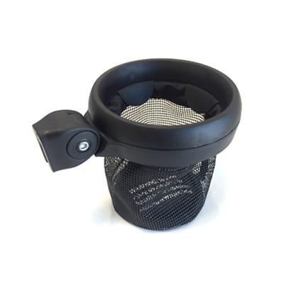 Silver Cross Cup Holder