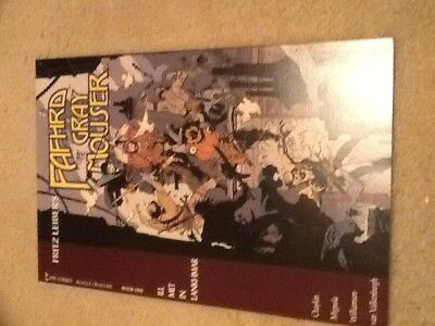 Fafhrd And The Grey Mouser Graphic Noel  Vfn/nm