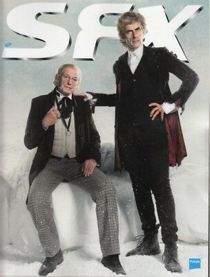 Sfx Magazine 29 January 2018  Doctor  Who Cover Subscribers Cover!!