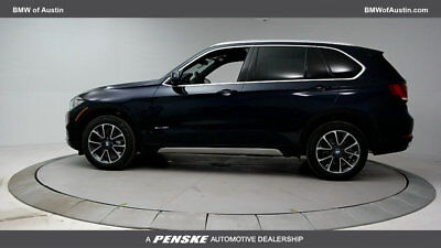 2017 BMW X5 sDrive35i Sports Activity Vehicle sDrive35i Sports Activity Vehicle 4 dr Gasoline 3.0L STRAIGHT 6 Cyl IMPERIAL BLU