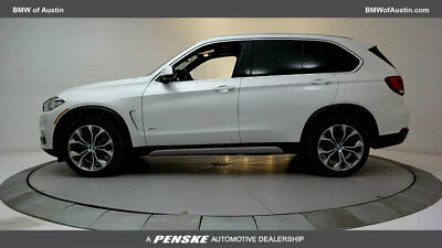 2017 BMW X5 sDrive35i Sports Activity Vehicle sDrive35i Sports Activity Vehicle 4 dr Automatic Gasoline 3.0L STRAIGHT 6 Cyl Mi