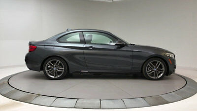 2018 BMW 2 Series 230i 230i 2 Series New 2 dr Coupe Automatic Gasoline 2.0L 4 Cyl Mineral Gray Metallic