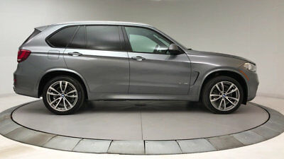 2015 BMW X5 xDrive35i xDrive35i 4 dr Gasoline 3.0L I6 DOHC 24V Space Gray Metallic