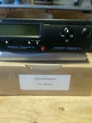 Digital tachograph new VDO or Veeder root 12/24v  01271 864316