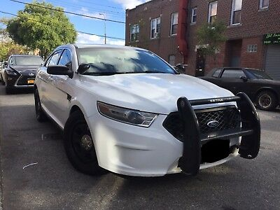 2013 Ford Taurus AWD Ford Taurus Police Interceptor AWD SHO