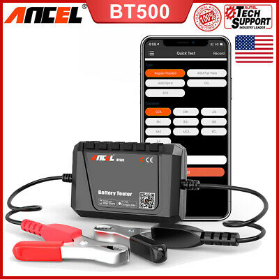 BM2​​ Battery Monitor Bluetooth Scanner 4.0 Device 12V Diagnostic Test for Cars