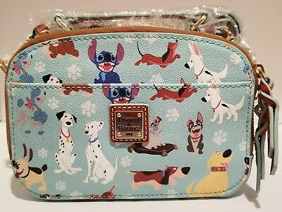 NWT Disney Dogs Dooney & and Bourke 2017 Crossbody Bag Purse