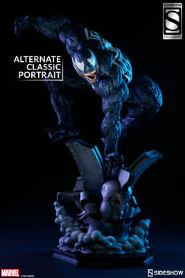 VENOM Premium Format Figure SIDESHOW COLLECTIBLES EXCLUSIVE VERSION OF 1000 MADE