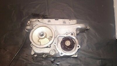 Honda Goldwing GL 1100 water pump oil filter housing cover($$3)
