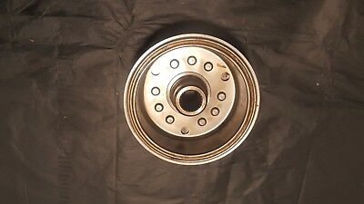 83 Honda gl1100 goldwing  fly wheel flywheel rotor($$3)