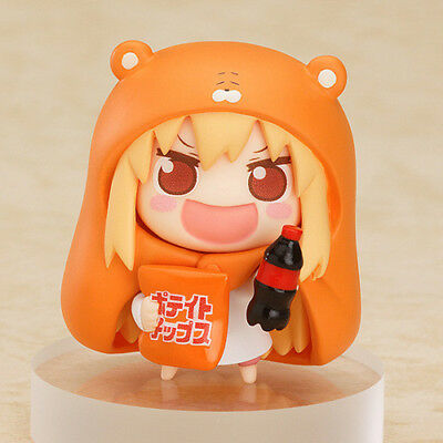 Himouto! Umaru-chan 2'' Umaru with Snacks Trading Figure