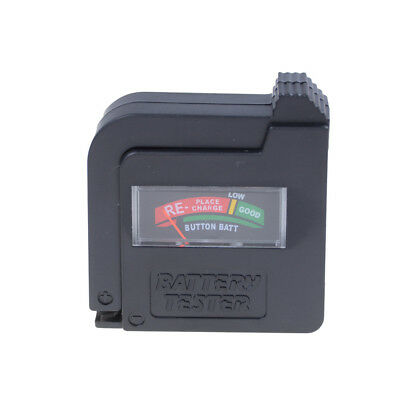 BT-860 Universal Battery Volt Tester Checker AA/AAA/C/D/9V/1.5V Button Cell GY