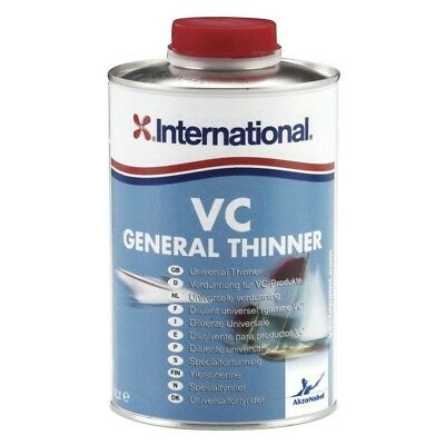 Diluant VC GENERAL THINNER - incolore - 1 L - INTYTA600-1 - 5035686105942