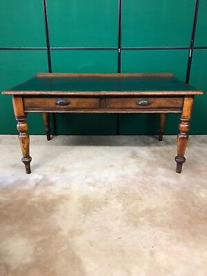 Antique Library Table / Desk