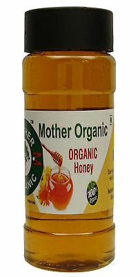 Mother Organic Chemical Free Pesticide Honey - USDA Certified