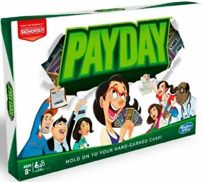 Pay Day Game - 2017 Edition Family Board Game