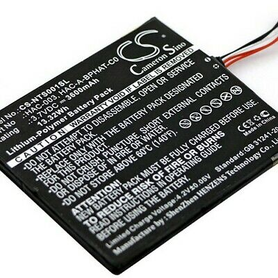 Replacement Battery For NINTENDO Switch HAC-001