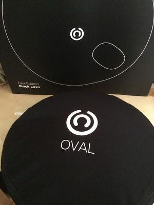 Oval Sound Handpan First Black Edition