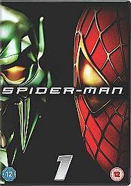 Spider-Man (DVD, 2012) new and sealed freepost