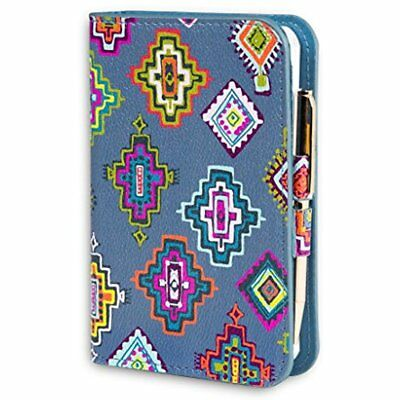 Notebooks & Writing Pads Vera Bradley Journal With Pen (Painted Medallions) NEW