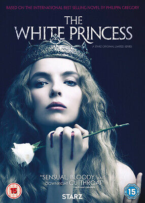 The White Princess DVD (2017) Jodie Comer ***NEW***