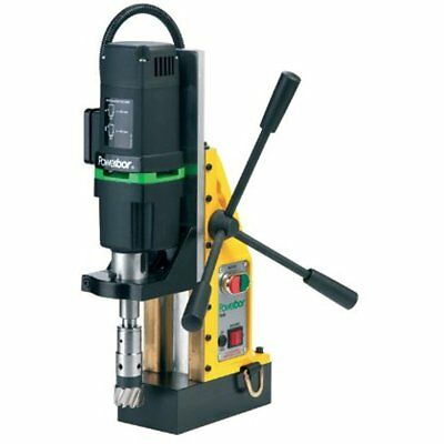 """Magnetic Drill Presses PB450 Powerbor Electromagnetic Press, 2"""" Cutting 110V,"""