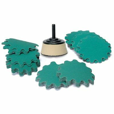 Abrasive & Finishing Products 2049 2-Inch Sanding Kit For Bowl Tray Template NEW