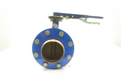 New Nibco Nlr100H Pfd-2000-3 Pressystem Press End Butterfly Valve 4In D588067