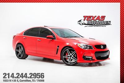 2016 Chevrolet SS Heads/Cam With Many Upgrades! 2016 Chevrolet SS Sedan Heads/Cam With Many Upgrades! 500+ HP! MUST SEE! Chevy