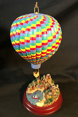 """Skybound by Harbour Lights """"Catillo Del Mar"""" *Retired* Hot Air Balloon"""