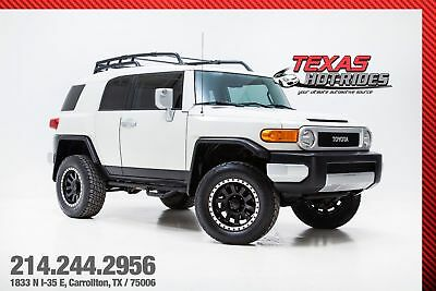 2012 Toyota FJ Cruiser 4WD With Upgrades 2012 Toyota FJ Cruiser 4WD With Upgrades! SUV, Lifted, MUST SEE!