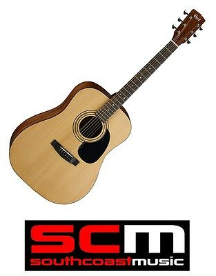 CORT AD810 DREADNOUGHT STEEL STRING ACOUSTIC GUITAR BRAND NEW with factory setup
