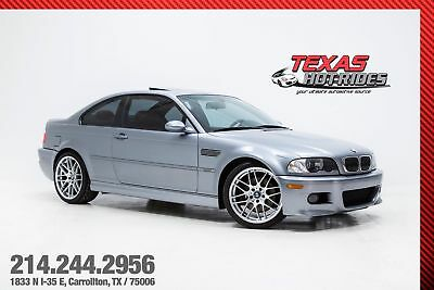 2006 BMW M3 Base Coupe 2-Door 2006 BMW M3 Coupe LOW MILES! SMG Transmission, MUST SEE