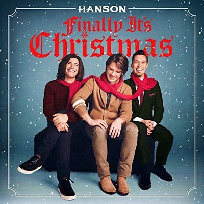 Hanson - Finally, It's Christmas [CD]