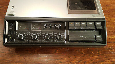 Philips N2511 Stereo Cassette Deck - *Top Zustand*