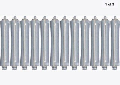 60 Large Grey Perming Rods