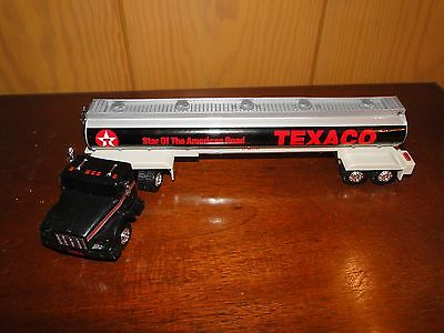 Texaco Toy Tanker Truck, Star of yhe American Road Toy Tanker, 1994 Edition,