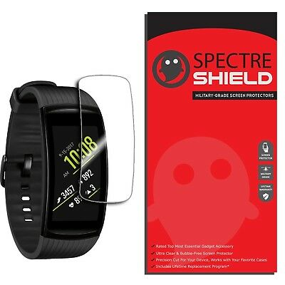 [6-PACK] Spectre Shield Screen Protector for Samsung Gear Fit2 Pro (Military-...