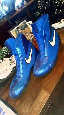 Nike Machomai boxing boots. Size 9. Great condition! No reserve!