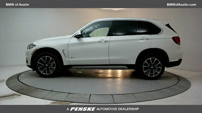 2017 BMW X5 sDrive35i Sports Activity Vehicle sDrive35i Sports Activity Vehicle 4 dr Automatic Gasoline 3.0L STRAIGHT 6 Cyl Al