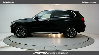 2017 BMW X5 xDrive35i Sports Activity Vehicle xDrive35i Sports Activity Vehicle 4 dr Automatic Gasoline 3.0L DOHC I-6 24V TWIN
