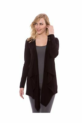 Texere Women's Long Sleeve Cardigan - Stylish Loungewear Clothing for Her