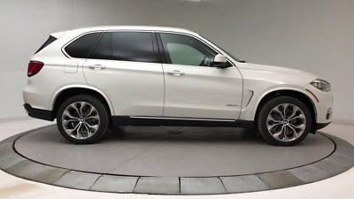 2018 BMW X5 xDrive35d Sports Activity Vehicle xDrive35d Sports Activity Vehicle New 4 dr Automatic Diesel 3.0L STRAIGHT 6 Cyl