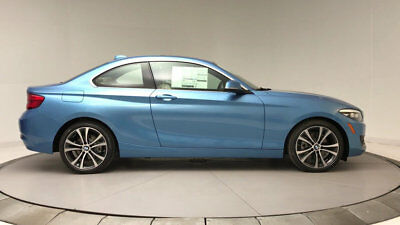 2018 BMW 2 Series 230i xDrive 230i xDrive 2 Series 2 dr Coupe Automatic Gasoline 3.0L Straight 6 Cyl Seaside B