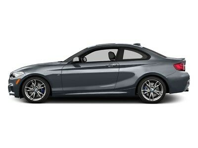 2016 BMW 2 Series M235i M235i 2 Series 2 dr Coupe Gasoline 3.0L Straight 6 Cyl GREY