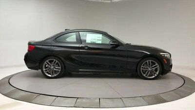 2018 BMW 2 Series 230i 230i 2 Series New 2 dr Coupe Automatic Gasoline 2.0L 4 Cyl Black Sapphire Metall