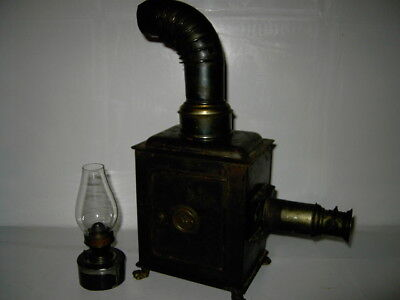 Antique Rex Magic Lantern