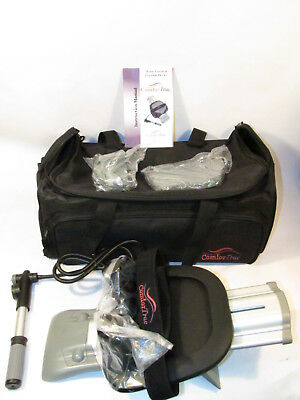 ComforTrac Home Cervical Traction Device WCT67422 NEW with Case & Instructions