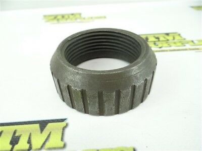 """Spindle Thread Protector Nut Parted From South Bend 13"""" Lathe"""